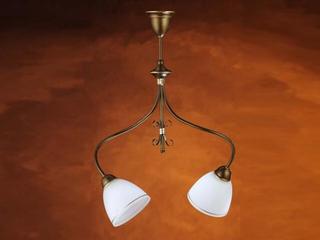 Lampa wisząca OLIWKA 2xE27 60W 367H Aldex