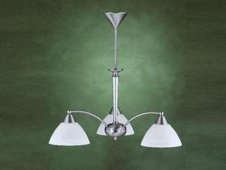 Lampa wisząca SILVER 3xE27 60W 369E Aldex