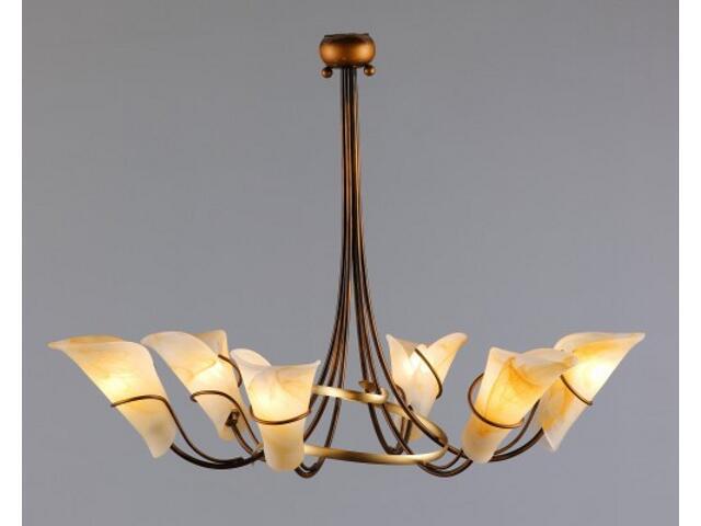 Lampa sufitowa DALIA 6xE14 40W 375K Aldex