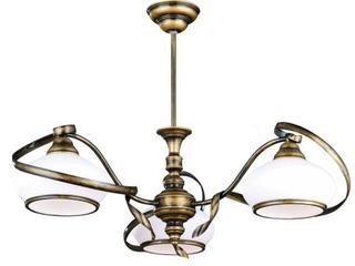 Lampa wisząca RETRO I 3xE27 60W 368/E1 Aldex