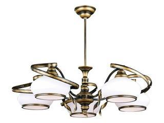 Lampa wisząca RETRO I 5xE27 60W 368/F1 Aldex