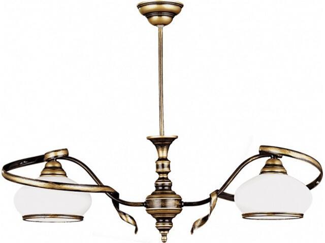 Lampa wisząca RETRO I 2xE27 60W 368/H1 Aldex