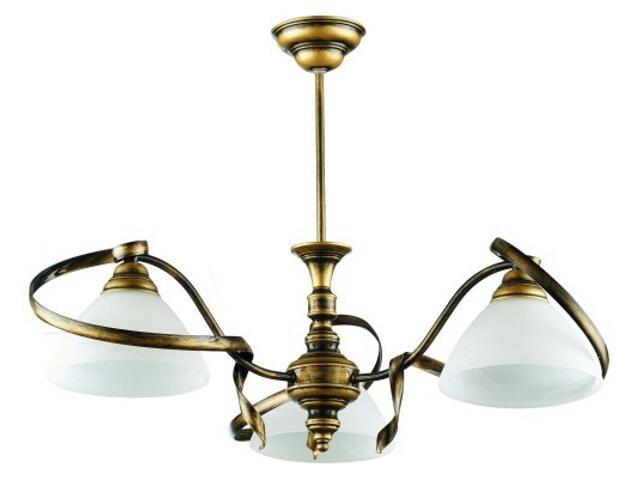 Lampa wisząca RETRO II 3xE27 60W 368/E2 Aldex