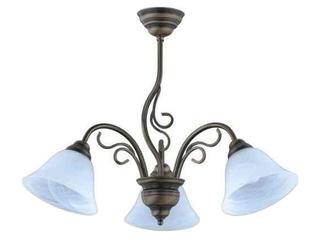 Lampa wisząca PATYNA III 3xE27 60W 380E Aldex