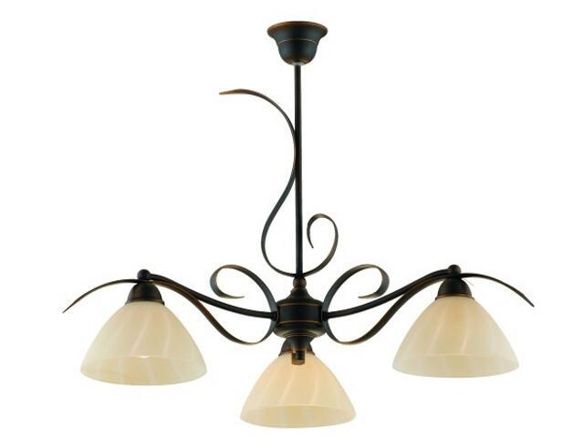 Lampa wisząca VENTO 3xE27 60W 385E Aldex
