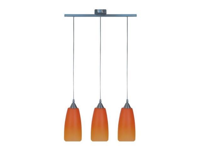 Lampa wisząca POMARAŃCZ 3xE27 60W 394E Aldex