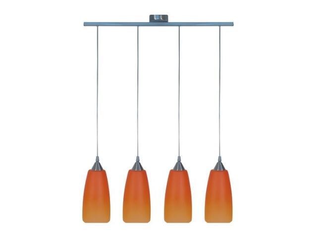 Lampa wisząca POMARAŃCZ 4xE27 60W 394L Aldex