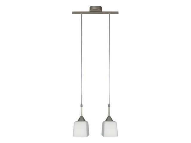 Lampa wisząca KWADRAT 2xE14 40W 390H Aldex