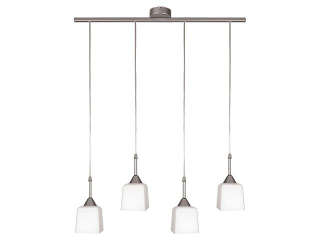 Lampa wisząca KWADRAT 4xE14 40W 390L Aldex