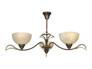 Lampa wisząca LOTOS II3xE27 60W 396E Aldex