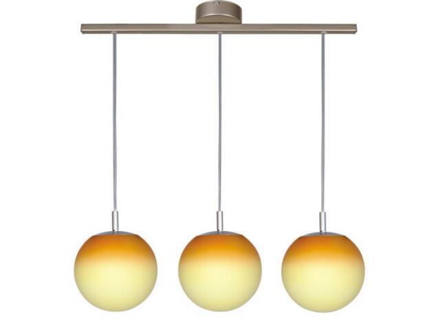 Lampa wisząca MANDARYNA 3xE27 60W 398E Aldex