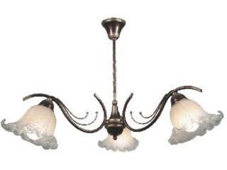 Lampa sufitowa AMBER 3xE27 60W 400E Aldex