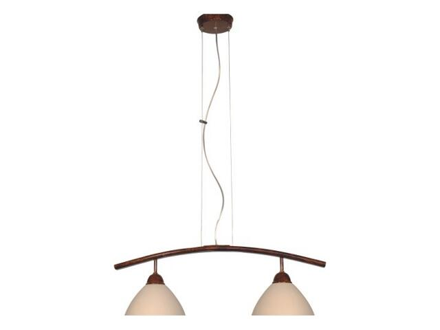 Lampa wisząca BRUNO 2xE27 60W 404H Aldex