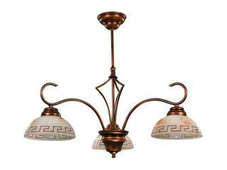 Lampa sufitowa RODOS 3xE27 60W 412E Aldex