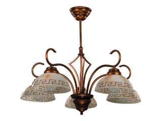 Lampa sufitowa RODOS 5xE27 60W 412F Aldex
