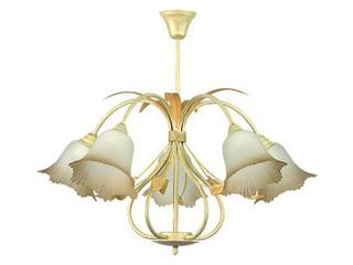 Lampa wisząca BUKIET 5xE27 60W 414F Aldex