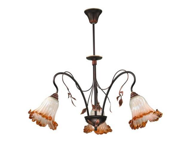 Lampa sufitowa ROMA 3xE27 60W 416E Aldex