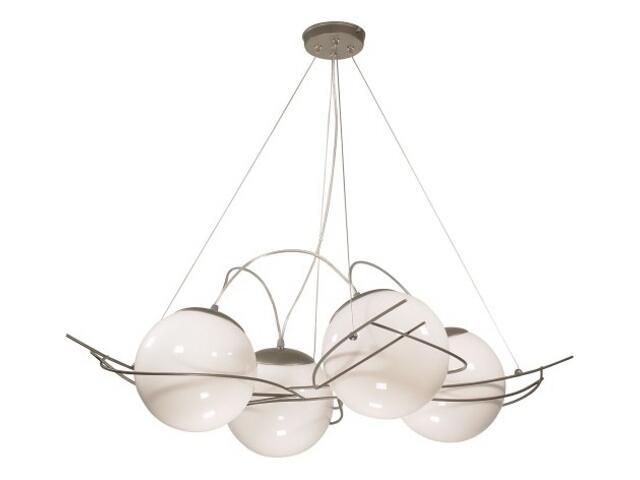 Lampa wisząca SATURN 4xE27 60W 419L Aldex