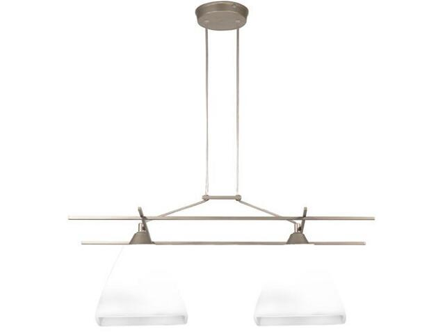 Lampa wisząca PIRAMIDA 2xE27 60W 423H Aldex