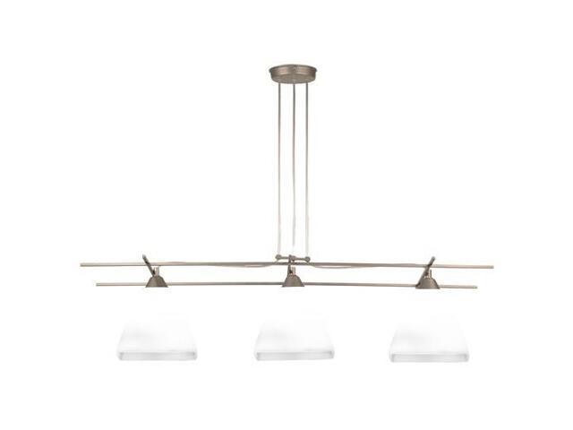Lampa wisząca PIRAMIDA 3xE27 60W 423E Aldex