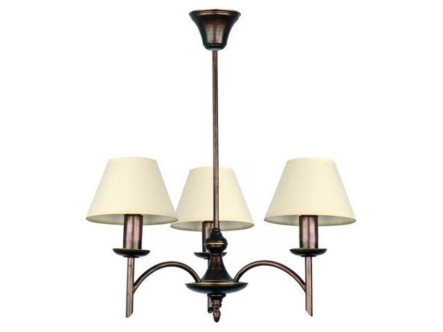 Lampa wisząca NIKE 3xE14 40W 431E Aldex