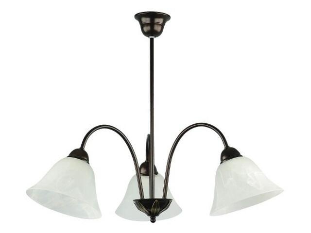 Lampa wisząca STOKROTKA 3xE27 60W 437E Aldex