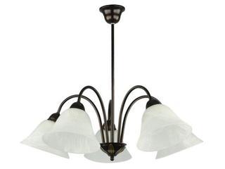 Lampa wisząca STOKROTKA 5xE27 60W 437F Aldex