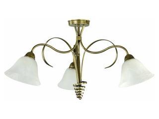 Lampa wisząca BIANKA 3xE27 60W 451E Aldex