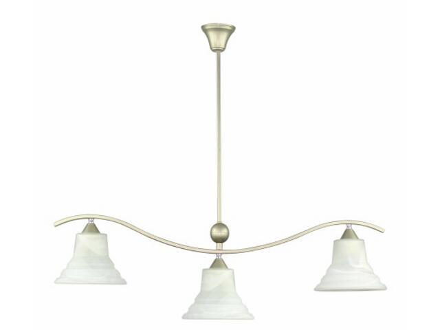 Lampa sufitowa MIRANDA 3xE27 60W 446E Aldex