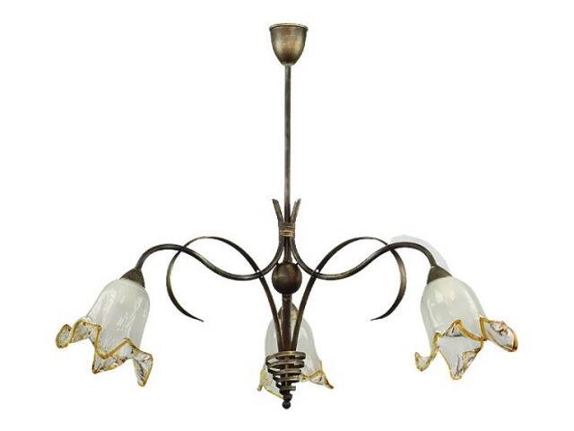 Lampa wisząca MARINA I 3xE27 60W 445/E1 Aldex