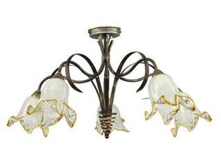 Lampa wisząca BIANKA I 5xE27 60W 451F1 Aldex