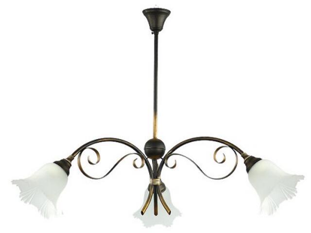 Lampa wisząca FONTANNA 3xE27 60W 456E Aldex