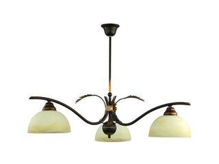 Lampa wisząca KORONA 3xE27 60W 457E Aldex