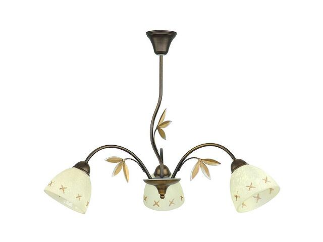 Lampa wisząca PALMA 3xE27 60W 466E Aldex