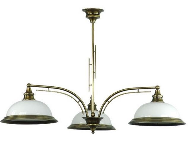 Lampa wisząca KLAUDIA 3xE27 60W 454E Aldex