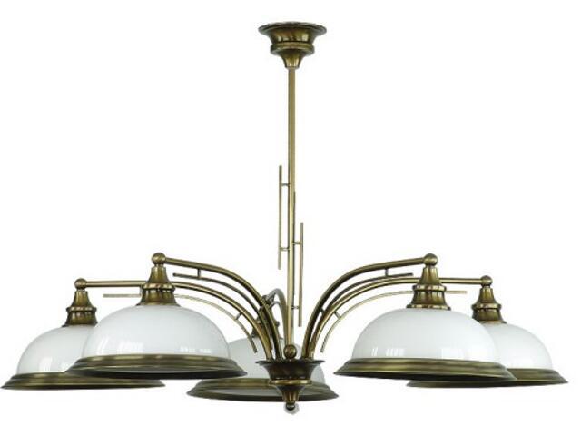 Lampa wisząca KLAUDIA 5xE27 60W 454F Aldex