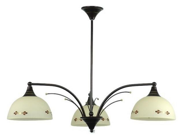 Lampa sufitowa VANESSA 3xE27 60W 455E Aldex