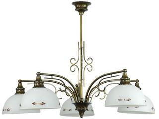 Lampa sufitowa VENUS 5xE27 60W 484F Aldex