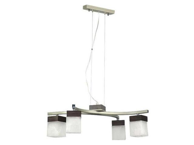 Lampa wisząca HANNA 4xE14 40W 471L Aldex