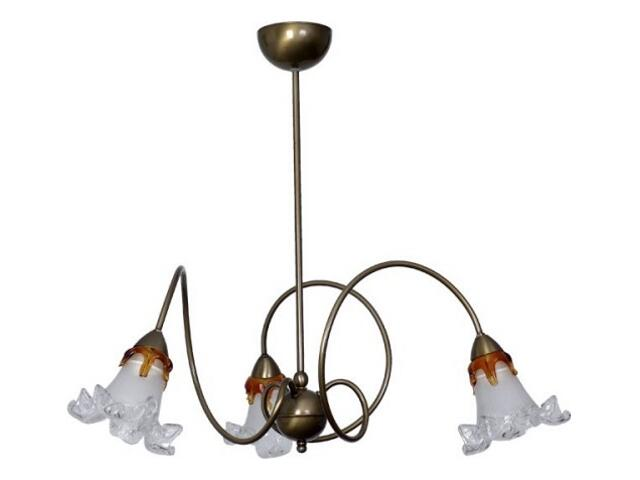 Lampa sufitowa AMOR 3xE14 40W 486E Aldex