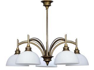 Lampa wisząca FLORA 5xE27 60W 491F Aldex