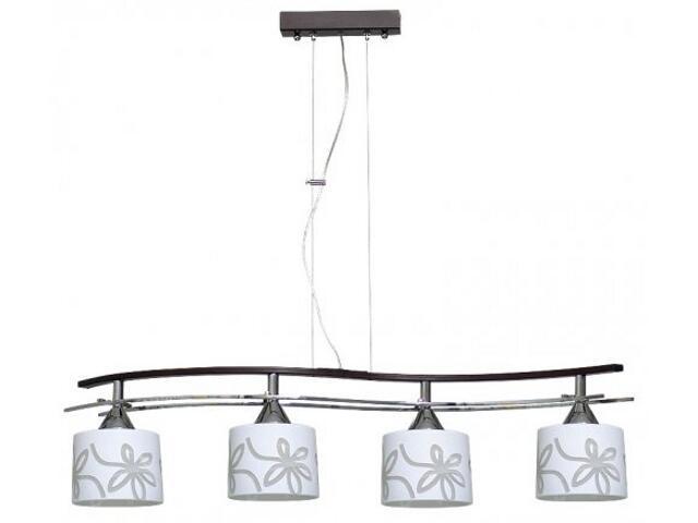 Lampa wisząca BELLA 4xE27 40W 495L Aldex