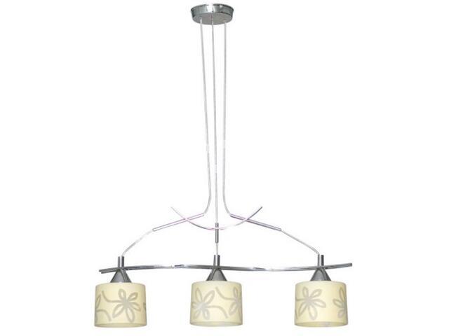 Lampa wisząca MIRA 3xE27 60W 498E Aldex