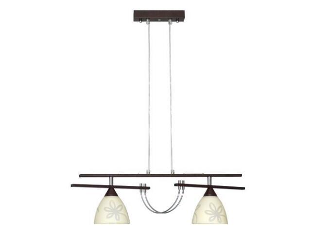 Lampa wisząca ROBIN 2xE27 60W 497H Aldex