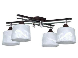 Lampa sufitowa GOJA 4xE27 60W 501L1 Aldex
