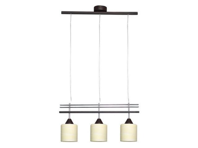 Lampa wisząca BONA 3xE14 40W 499E Aldex