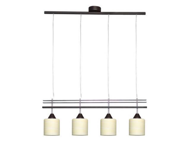 Lampa wisząca BONA 4xE14 40W 499L Aldex