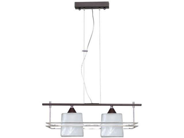 Lampa wisząca ZEFIR 2xE27 60W 503H Aldex