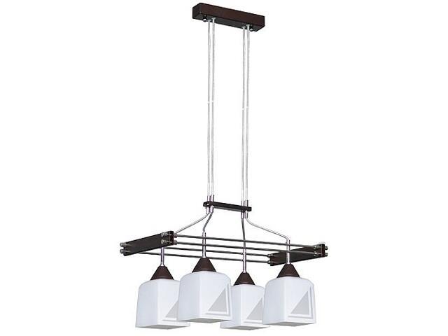 Lampa sufitowa LEON 4xE14 40W 505L Aldex