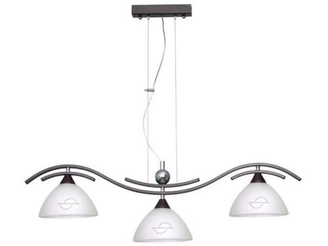 Lampa wisząca TINA 3xE27 60W 504E Aldex